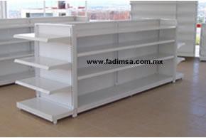 Muebles para tiendas de conveniencia y minsupers tipo oxxo for La gondola muebles